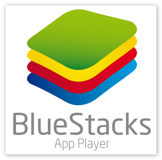 Логотип Bluestacks
